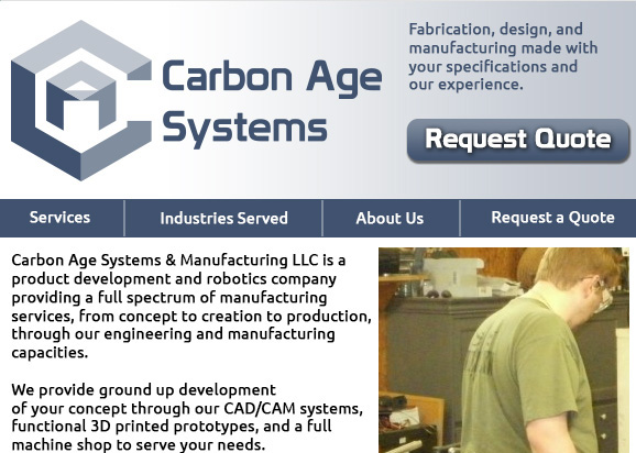 Carbon Age Systems Revamp